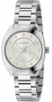 Gucci - G-Timeless, Diamond Dot Set, Stainless Steel/Tungsten - Glass/Crystal - Quartz Watch