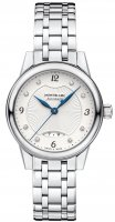 Montblanc - Boheme, Dia 0.05ct Set, Stainless Steel - Automatic Watch, Size 28mm