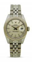 Rolex - Ladydate, Jubilee Set, Stainless Steel/Tungsten - Watch, Size 26mm