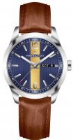 Hamilton - Broadway, Stainless Steel Quartz day/date