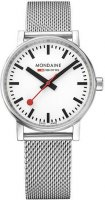 Mondaine - Stainless Steel Watch