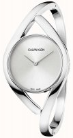 Calvin Klein - Stainless Steel Bangle Watch