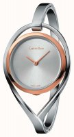 Calvin Klein - Stainless Steel Ladies Bangle Watch