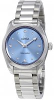 Omega - Seamaster, Stainless Steel/Tungsten - Crystal/Glass - Aqua Terra Quartz watch, Size 28mm