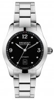 Bremont - Solo, Stainless Steel/Tungsten - Crystal/Glass - Auto Watch, Size 32mm