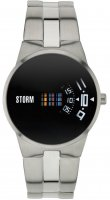 Storm - Remi Black, Stainless Steel Black Dial Watch