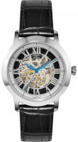 Rotary - Les Originales , Stainless Steel/Tungsten Skeleton Watch