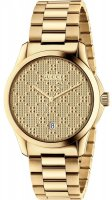 Gucci - Timeless, Yellow Gold Plated watch