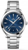 Omega - AquaTerra, Stainless Steel - - watch, Size large