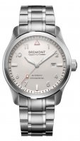 Bremont - Solo , Stainless Steel/Tungsten - Automatic, Size 43mm