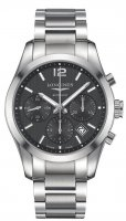 Longines - Conquest Classic, Stainless Steel Automatic Chronograph Watch
