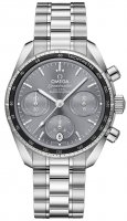 Omega - Speedmaster, Stainless Steel/Tungsten - Reduced Size, Size 38mm