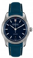 Bremont - AIRCO, Stainless Steel/Tungsten - Leather - Automatic, Size 40mm