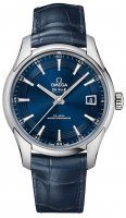 Omega - Deville, Stainless Steel/Tungsten - Leather - Orbis Automatic, Size 41mm
