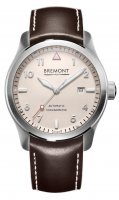 Bremont - Solo , Stainless Steel/Tungsten Automatic Watch