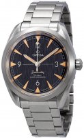 Omega - Railmaster, Stainless Steel/Tungsten - Co-Axial Master Chronometer, Size 40mm