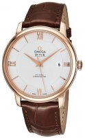 Omega - Deville, Rose Gold - automatic Coaxial, Size 40mm