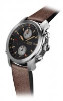 Bremont - ALT1-ZT, Stainless Steel/Tungsten - Leather - Automatic, Size 43mm
