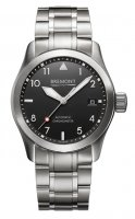 Bremont - SOLO-37/BK-SI/BR Watch