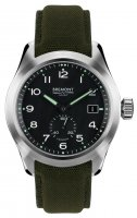 Bremont - Armed Forces, Stainless Steel/Tungsten Automatic Watch