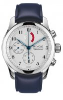 Bremont - Americas Cup, Stainless Steel/Tungsten - Plastic/Silicone - Crystal/Glass Auto Watch, Size 43mm