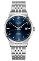 Longines - Record, Stainless Steel/Tungsten - automatic bracelet, Size 40mm