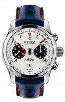 Bremont - Jaguar, Stainless Steel/Tungsten - Plastic/Silicone - Automatic, Size 43mm