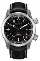 Bremont - Martin Baker, Stainless Steel/Tungsten - Leather - Automatic, Size 43mm