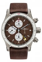 Bremont - Boeing, Stainless Steel/Tungsten - Leather - 034/300, Size 43mm