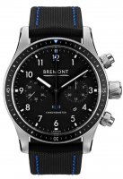 Bremont - Boeing, Stainless Steel/Tungsten - Fabric - Automatic, Size 43mm