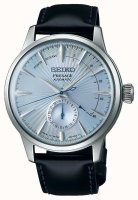 Seiko - Automatic, Steel Leather 50m Watch