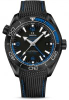 Omega - Planet Ocean, Ceramic/Pottery/China - Plastic/Silicone - MC , Size 46mm