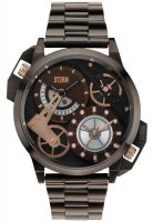 Storm - Men's, Dualon Brown, Stainless Steel Watch