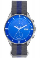 Storm - Men's Rexford Lazer Blue, Stainless Steel Watch