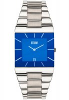 Storm - Men's , Omari XL Lazer Blue, Stainless Steel Watch
