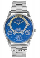 Storm - Men's, Mechron Lazer Blue, Stainless Steel Watch