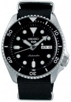 Seiko - 5 Sports, Stainless Steel Automatic Watch