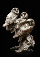 Richard Cooper - Bronze Watchful Ornament, Size 12cm