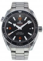 Omega - Planet Ocean, Stainless Steel/Tungsten - Automatic Coaxial, Size 42mm