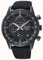 Seiko - Chronograph, Steel 100m Watch