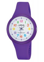 Lorus - Kids, Purple Silicone Watch