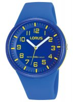 Lorus - Kids Sports Blue Silicone Watch