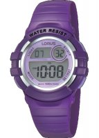 Lorus - Kids, Purple Digital Watch