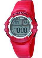 Lorus - Kids, Red Case and Strap Watch