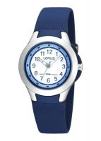 Lorus - Kids Blue Plastic Watch