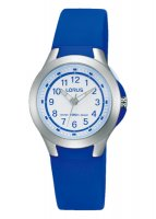 Lorus - Kids, Blue Soft Strap Sports Watch