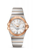 Omega, Constellation Co-Axial 38mm Watch 123.20.38.21.02.001