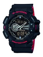 Casio - Silicone and Stainless Steel Multifunction