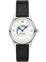 Montblanc - Boheme, Diamond Set, Leather - Stainless Steel - Automatic Watch, Size 30mm