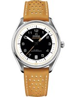 Omega - Seamaster, Stainless Steel/Tungsten - Leather - Crystal/Glass Olympic Collection, Size 39.5mm